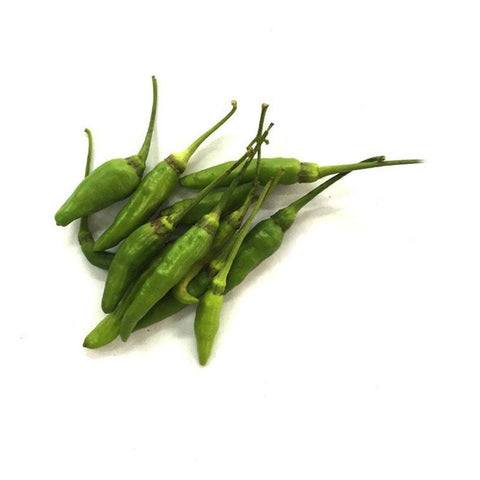 Cili Padi Hijau / Green chili bird's eye
