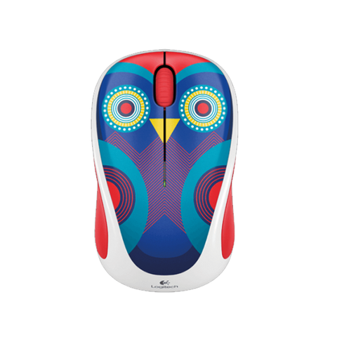 Logitech Wireless Mouse M238 - Owl