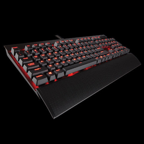 Corsair K70 LUX (Red LED) - Cherry MX Red