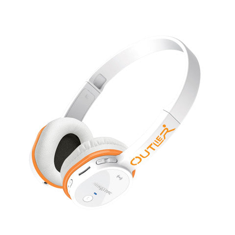 Creative Outlier Wireless Headset (White)