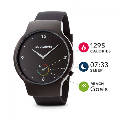 Runtastic Moment Basic Fitness Tracker