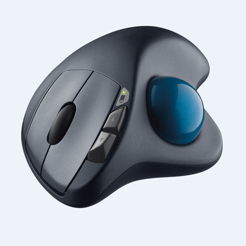 Logitech Wireless Trackball Mouse M570
