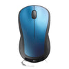 Logitech Wireless Mouse M310T (Peacock Blue)