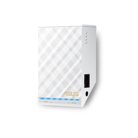ASUS Dual-Band Wireless AC750 Range Extender RP-AC52