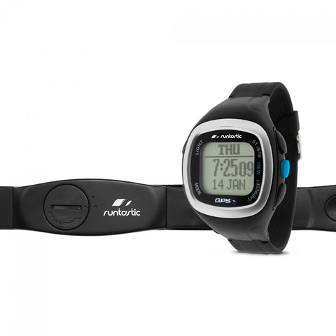 Runtastic GPS Watch w Heart Rate Monitor