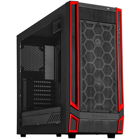 SilverStone Redline Series RL05BR-W Chassis