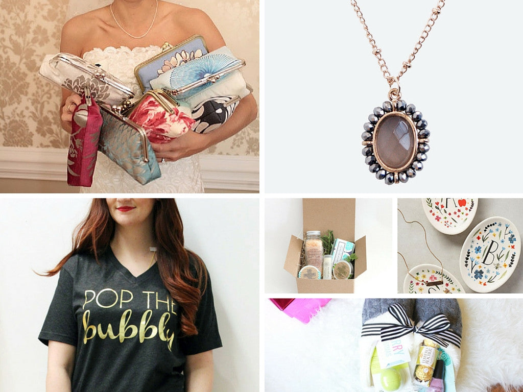 Guest Post: 7 Of Our Favorite Bridesmaid Gift Ideas