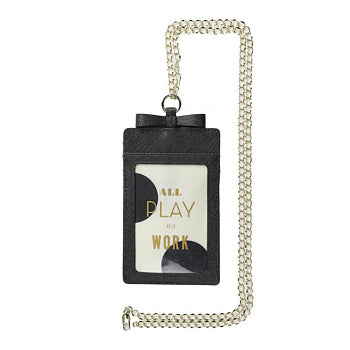 All Play No Work Kate Spade Necklace