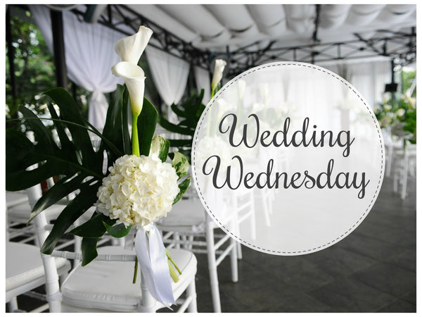 Wedding Wednesday