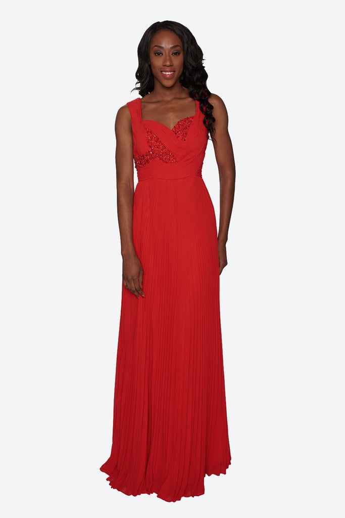 featured-beaded-front-pleated-chiffon-dress