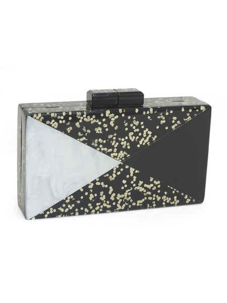 sandy-gold-glitter-confetti-colorblock-clutch