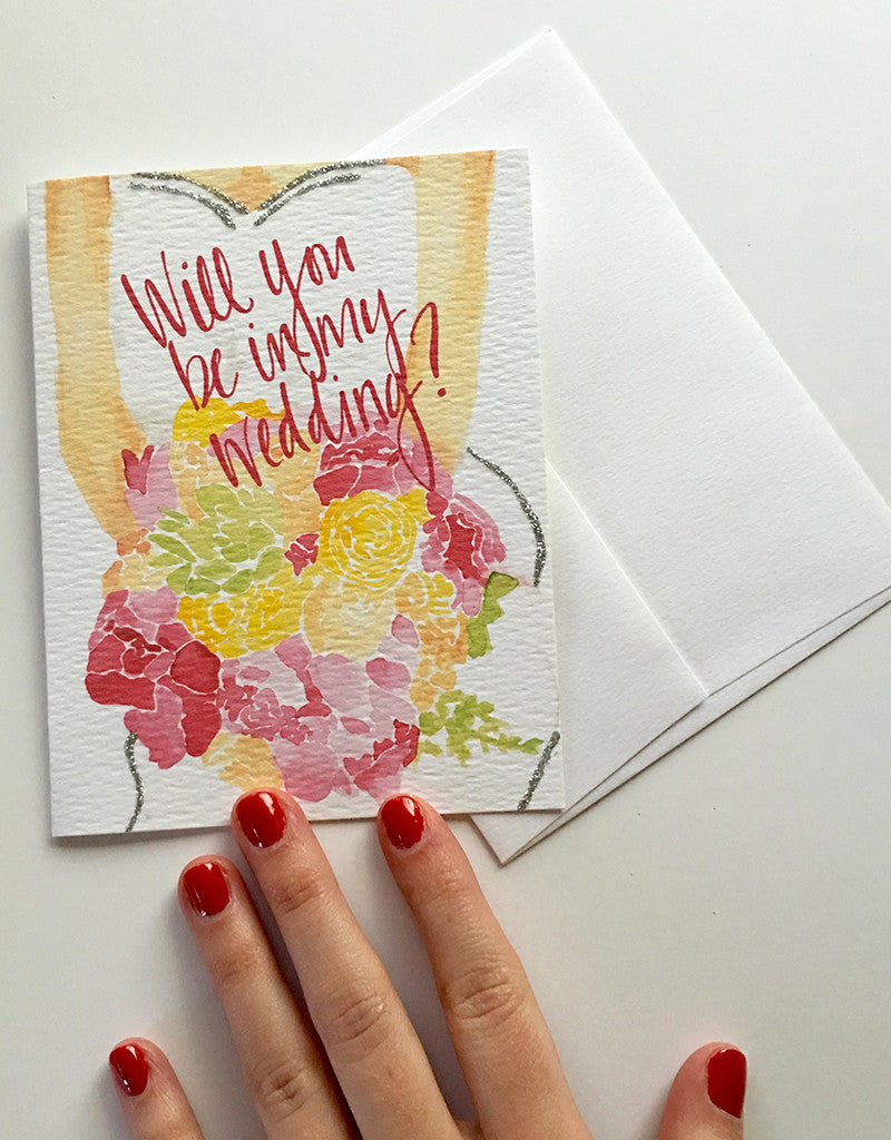 featured-bridesmaid-wedding-greeting-cards