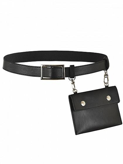 Purse Decorated Chic Women Belt