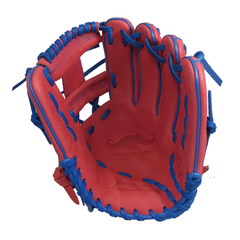 "[Scarlet Red] ""The Mustache"" 11.25"" Game-Ready Glove"
