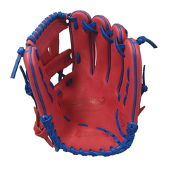 "[Scarlet Red] ""The Mustache"" 11.5"" Game-Ready Glove"
