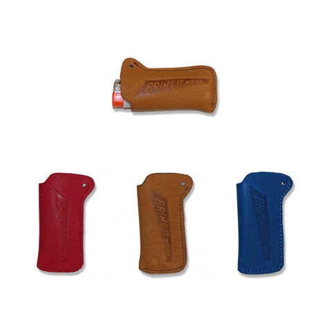 Gloveworks Baseball Leather lighter case
