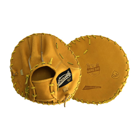 Gloveworks Pancake Training Mitt Light Orange