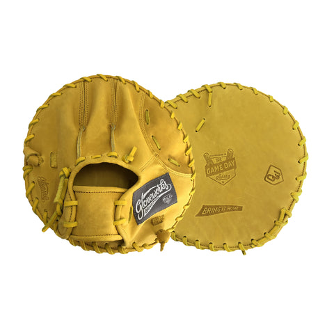 Gloveworks Pancake Training Mitt Yellow