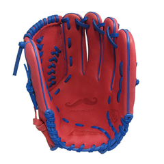"[Scarlet Red] ""The Mustache"" 12"" Game-Ready Glove"