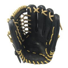 "[Black] ""The Mustache"" 12.75"" Game-Ready Glove"