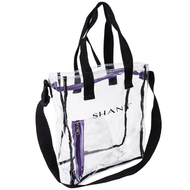 SHANY Clear Toiletry and Makeup Carry-On