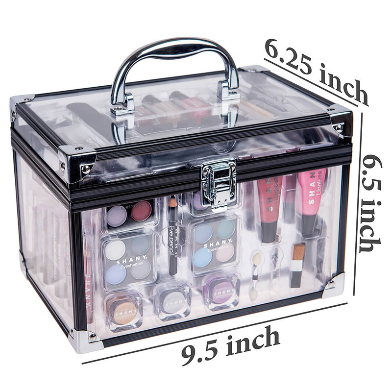 SHANY Carry All Trunk Makeup Set -  - ITEM# SH-221 - Best seller in cosmetics MAKEUP SETS category