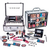 SHANY Carry All Trunk Makeup Set (Eye shadow palette/Blushes/Powder/Nail Polish and more) - SHOP  - MAKEUP SETS - ITEM# SH-220