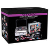 SHANY Carry All Trunk Makeup Set -  - ITEM# SH-220 - Makeup set train case Contour makeup set kit gift,beginner makeup kits for teens makeup palette,Holiday Gift Set Beginner Makeup tools brush sets,pre teen make up makeup kits for teens girls,Christmas gift Dress-Up Toy pretend Makeup kit set - UPC# 723175178489