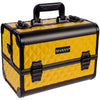 SHANY Premier Fantasy Collection Makeup Artists Cosmetics Train Case - NY Taxi - SHOP NY TAXI - MAKEUP TRAIN CASES - ITEM# SH-C20-YL