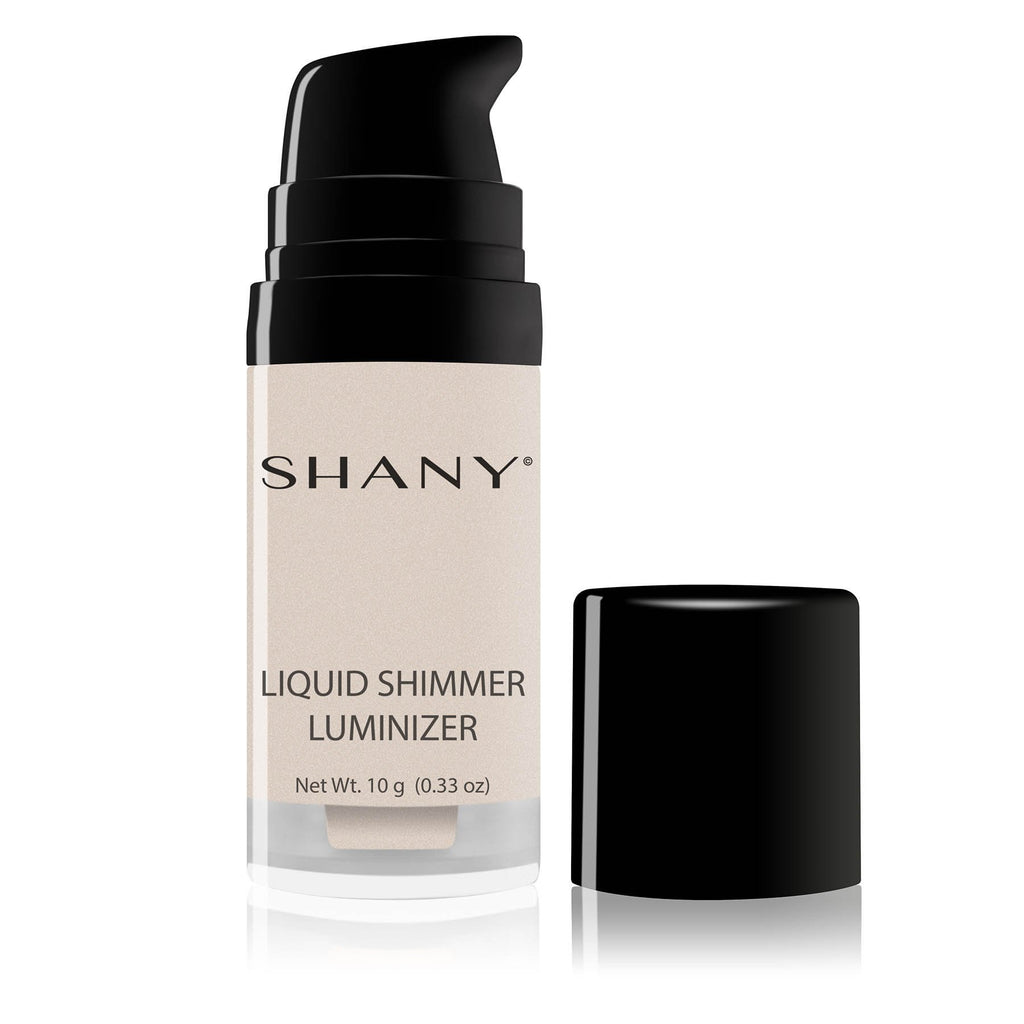 SHANY Paraben Free HD Liquid Shimmer Luminizer - SHOP WHITE - BLUSH - ITEM# SHL-PARENT