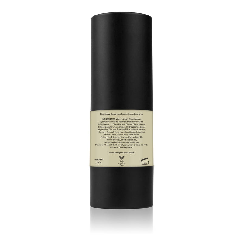 SHANY Oil Control MATTIFIER - Paraben Free/Talc Free - AIRLESS PUMP -  - ITEM# SH-MATTIFIER - Is a shiny face a problem for you? The SHANY Mattifier absorbs excess oils and will give you that soft matte finish that you dream of. This gel formula lasts all day and dries in a powder-like finish. It will help control tho