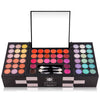SHANY 'All About That Face' Makeup Set - Perfect Beginner Makeup Kit - Gift Set -  - ITEM# SH-189 - It's all about that face, so why not amp it up? The SHANY 'All About That Face' Makeup Kit may look like a simple cube, but it slides open to reveal something more. This kit houses 126 amazing eye shadows in brights, pa