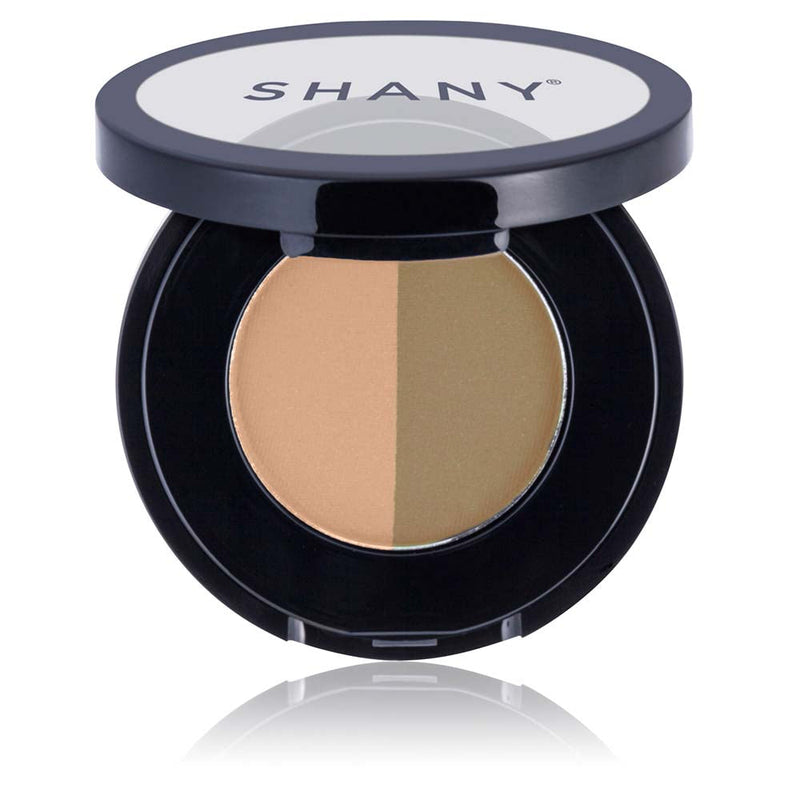 SHANY Brow Duo Makeup Kit - Paraben Free - BLONDE - SHOP BLONDE - BROWS & LASHES - ITEM# EBS-1001