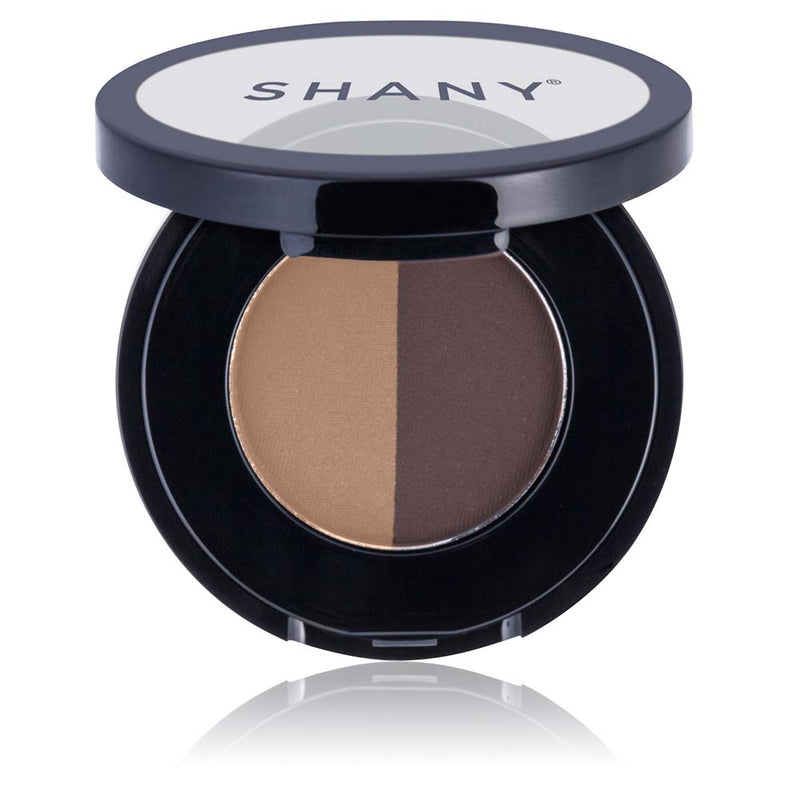 SHANY Powder Brow Duo -  Paraben free - SHOP REDHEAD - BROWS & LASHES - ITEM# EBS-PARENT