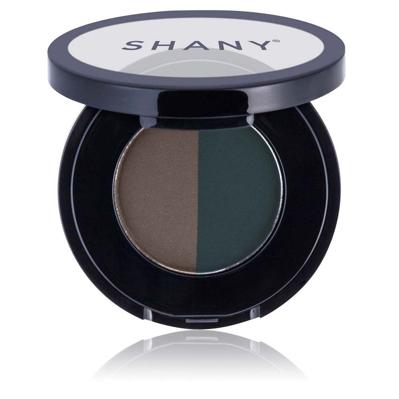 SHANY Brow Duo Makeup Kit - Paraben Free - DARK - SHOP DARK - BROWS & LASHES - ITEM# EBS-1003