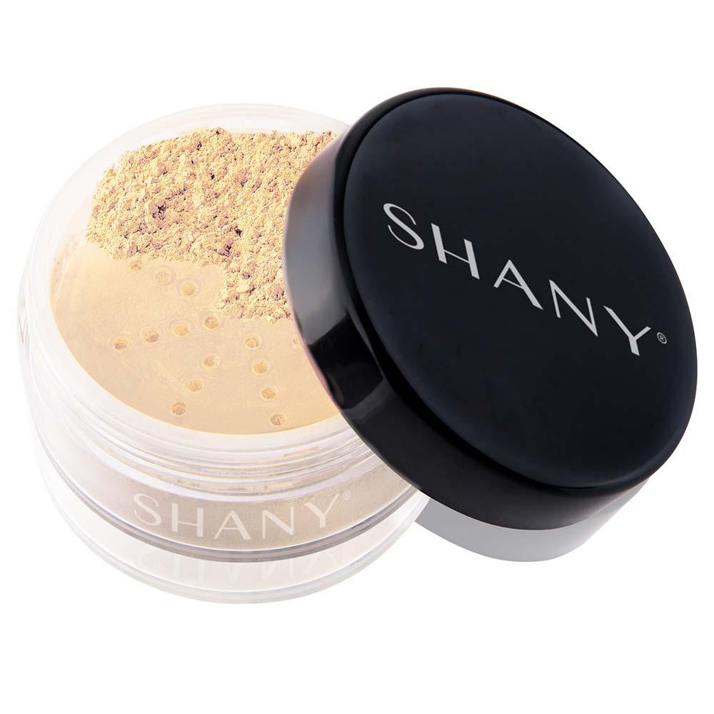 SHANY HD Finishing Powder Translucent - Paraben Free - SHOP VANILLA - FACE POWDER - ITEM# FP-HD-PARENT