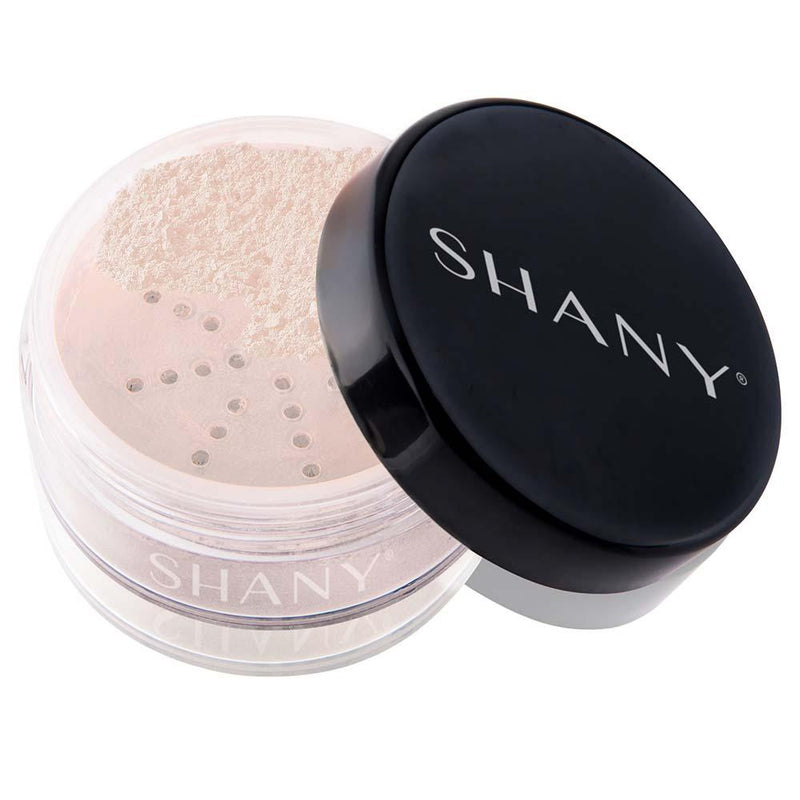 SHANY Mineral Finishing Powder - Paraben Free/Talc Free - SHOP OFF-WHITE - FACE POWDER - ITEM# FPM-PARENT