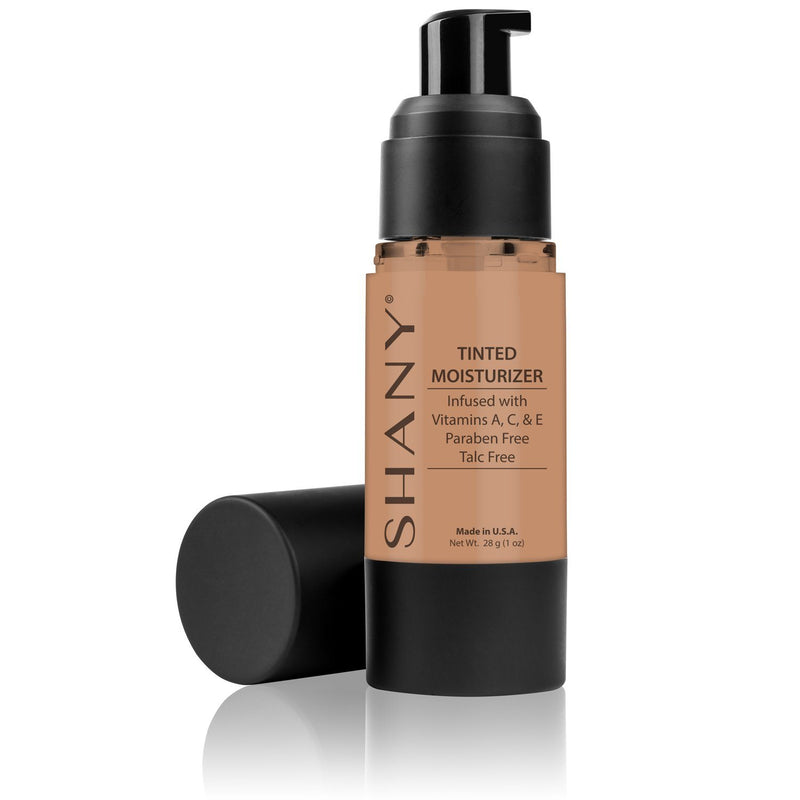 SHANY Tinted Moisturizer - Paraben Free/Talc Free - GLIMMER ME - SHOP GLIMMER ME - FOUNDATION - ITEM# FTM-001