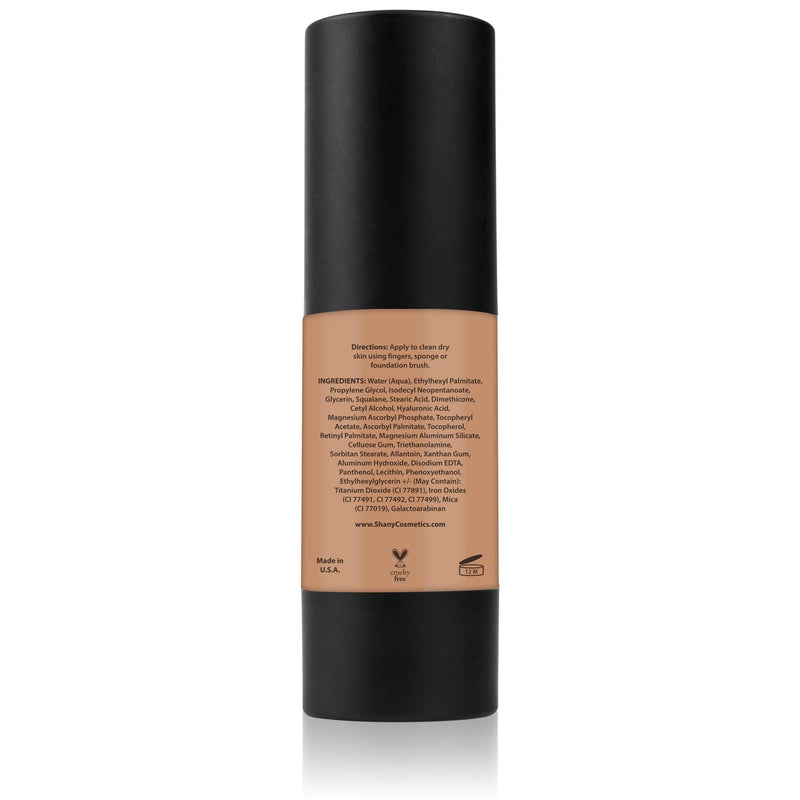 "SHANY Tinted Moisturizer - Paraben Free/Talc Free - GLIMMER ME - GLIMMER ME - ITEM# FTM-001 - <span style=""font-family: calibri,sans-serif; font-size: 14.6666660308838px;"">Need to get flawless fast? Get the light-coverage you need with the SHANY Tinted Moisturizer! This multi-tasking miracle in a bottle will not only"