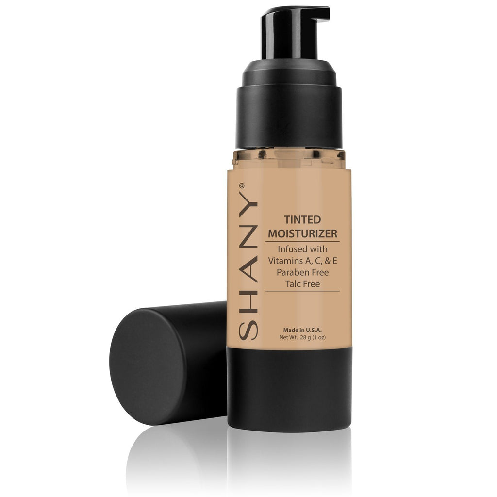 SHANY Tinted Moisturizer - SHOP BEIGE - FOUNDATION - ITEM# FTM-PARENT