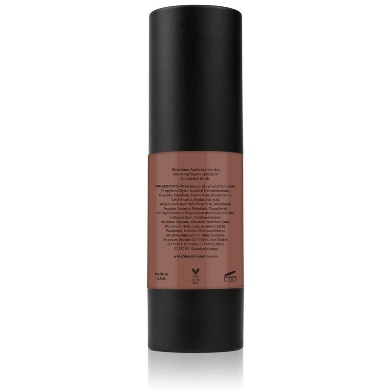 "SHANY Tinted Moisturizer - Paraben Free/Talc Free - BRONZE ME - BRONZE ME - ITEM# FTM-004 - <span style=""font-family: calibri,sans-serif; font-size: 14.6666660308838px;"">Need to get flawless fast? Get the light-coverage you need with the SHANY Tinted Moisturizer! This multi-tasking miracle in a bottle will not only ev"
