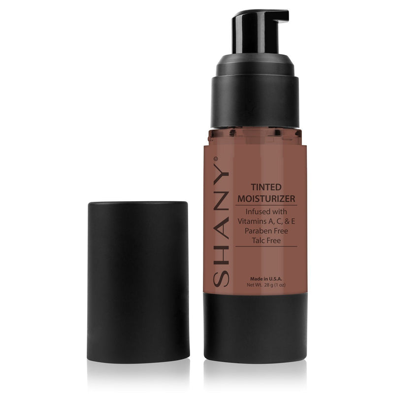 SHANY Tinted Moisturizer - Paraben Free-BRONZE ME