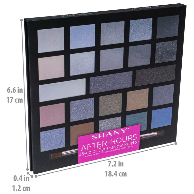 SHANY After-Hours Eyeshadow Palette - AFTER-HOURS - ITEM# SH-0023-S - Best seller in cosmetics MAKEUP SETS category