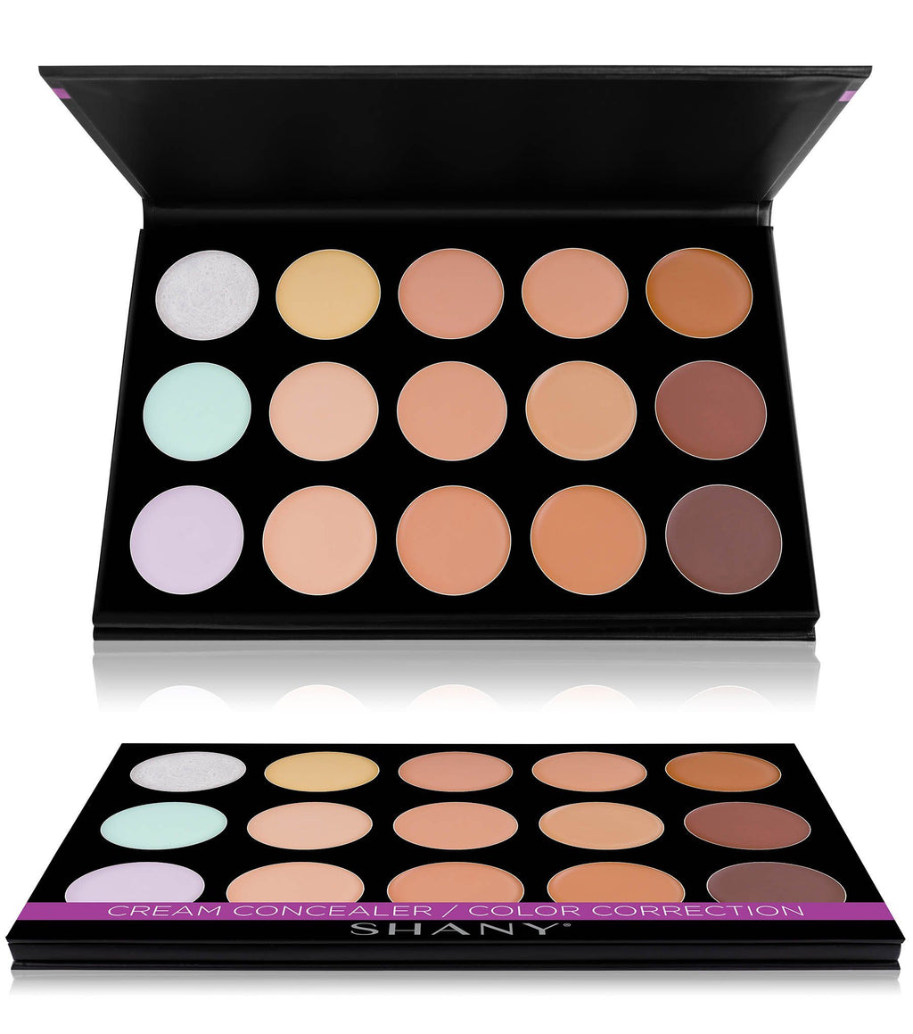 -  - ITEM# SH-6L-PARENT - <p>The Mini Masterpiece 6 Layer Makeup Set is an all-in-one contour and highlighting makeup kit with removable and interchangeable layers of face palettes. The first layer comes with six pans of blendable, cream foundation and contour makeup, which also includes cream highlighting shades. Ne