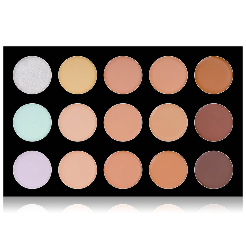 SHANY Cream Concealer/Color Correcting Palette
