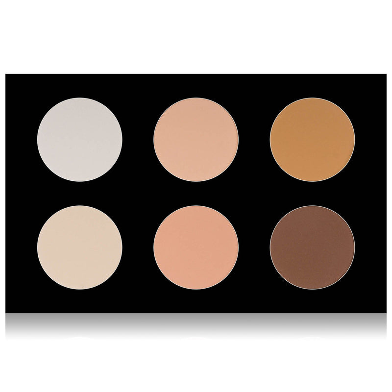 SHANY Powder Contour & Highlight Sculpting Palette