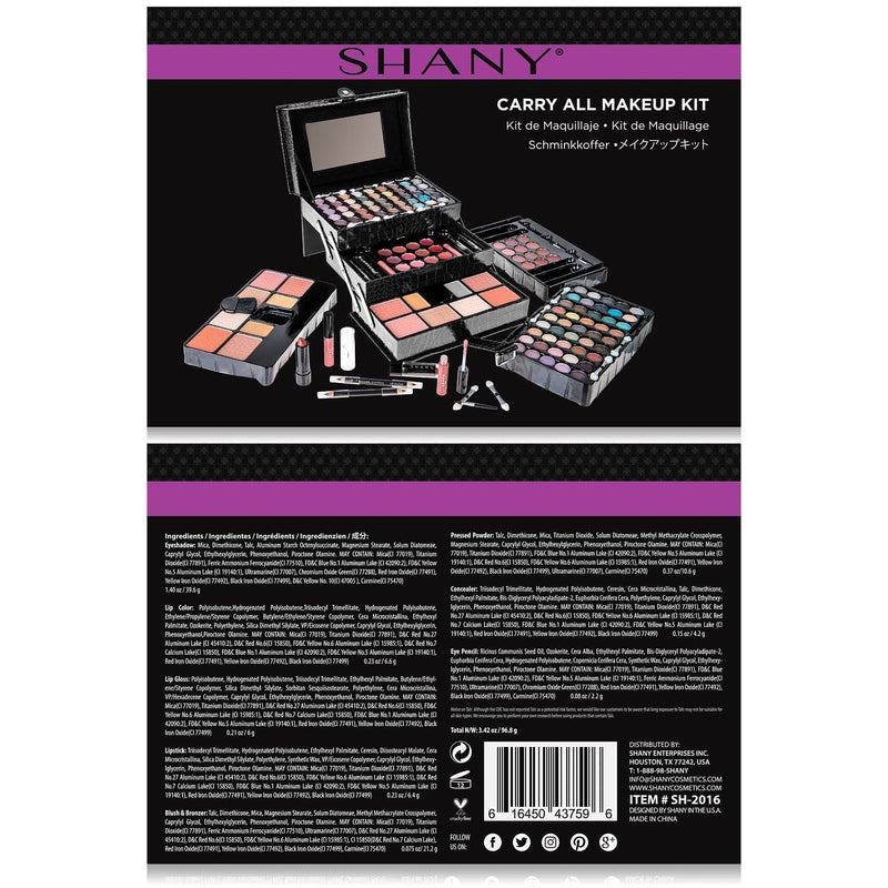 All In One Makeup Kit- Holiday Exclusive