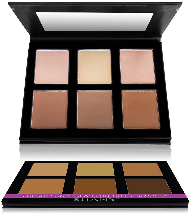 SHANY Powder Contour & Highlight Palette