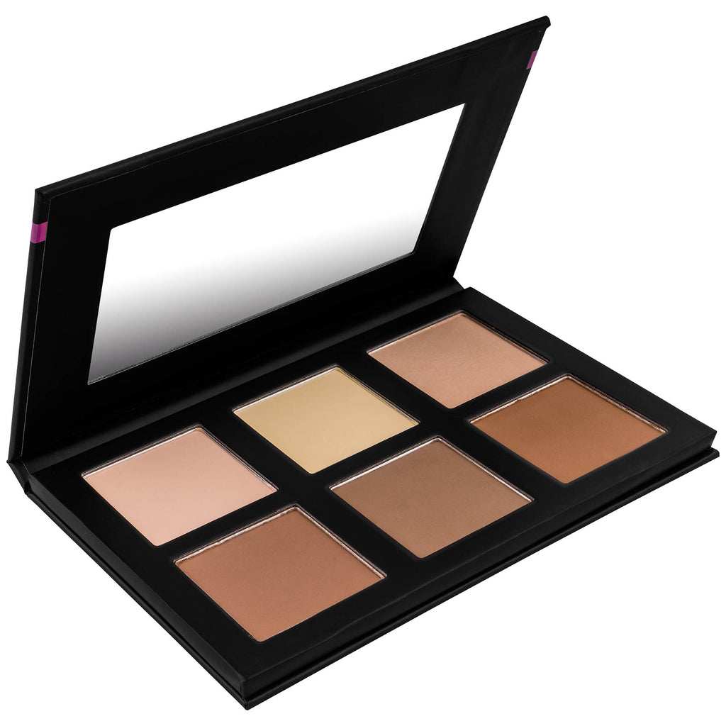 SHANY 4-Layer Contour Makeup Set - Refills -  - ITEM# SH-4L-PARENT - Makeup cosmetics cheap case glitter best palette,Highlighter face big professional holder empty kid,Morphe tarte mac nyx sephora maybelline anastasia,Unique foundation kit beauty organizer eyeshadow,Magnetic concealer bright primer blush box color - UPC#