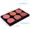 "SHANY Masterpiece Blush Palette-""SHE'S NOT SHY"" - SHE'S NOT SHY - ITEM# SH-7L-001 - Best seller in cosmetics BLUSH category"